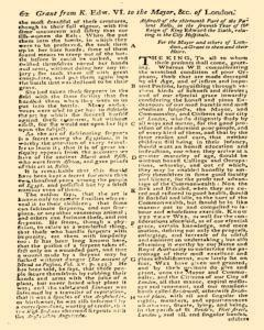 Gentlemans Magazine and Historical Chronicle, February 01, 1766, p. 15