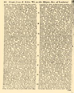 Gentlemans Magazine and Historical Chronicle, February 01, 1766, p. 19