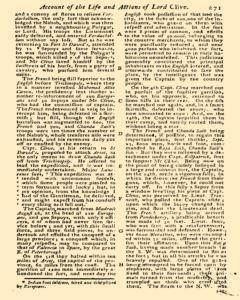 Gentlemans Magazine and Historical Chronicle, June 01, 1766, Page 23