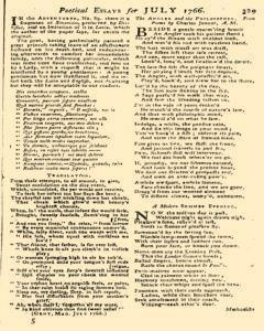 Gentlemans Magazine And Historical Chronicle, July 01, 1766, Page 35