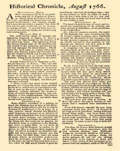 Gentlemans Magazine And Historical Chronicle, August 01, 1766, Page 42