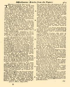 Gentlemans Magazine And Historical Chronicle, August 01, 1766, Page 41