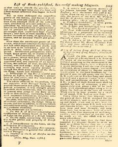 Gentlemans Magazine And Historical Chronicle, November 01, 1766, Page 51