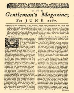 Gentlemans Magazine and Historical Chronicle, June 01, 1767, Page 3