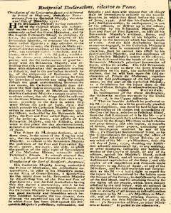 Gentlemans Magazine and Historical Chronicle, January 01, 1771, p. 6
