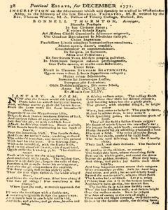 Gentlemans Magazine And Historical Chronicle, January 01, 1771, Page 43