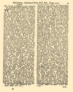 Gentlemans Magazine and Historical Chronicle, January 01, 1771, p. 14
