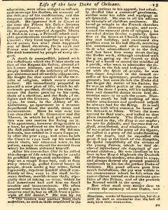 Gentlemans Magazine and Historical Chronicle, January 01, 1771, p. 18