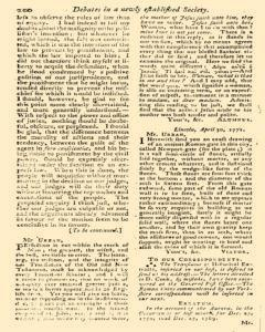 Gentlemans Magazine and Historical Chronicle, May 01, 1771, Page 8
