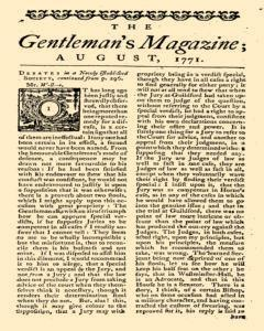 Gentlemans Magazine and Historical Chronicle, August 01, 1771, Page 3