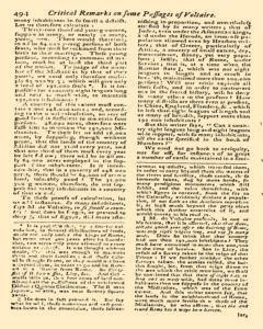 Gentlemans Magazine and Historical Chronicle, November 01, 1771, Page 18