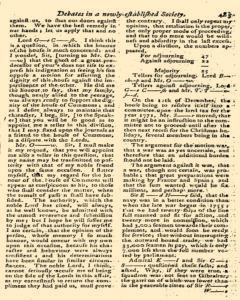 Gentlemans Magazine and Historical Chronicle, November 01, 1771, Page 7