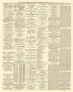 Hackney Mercury and North London Herald, May 15, 1886, Page 4