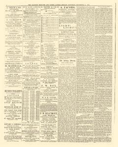 Hackney Mercury and North London Herald, December 11, 1886, Page 4