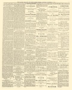 Hackney Mercury and North London Herald, December 11, 1886, Page 5