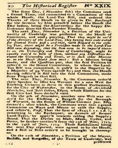 Historical Register, January 01, 1723, Page 77