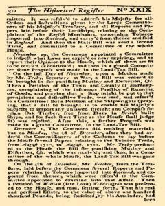 Historical Register, January 01, 1723, Page 87