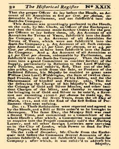 Historical Register, January 01, 1723, Page 89