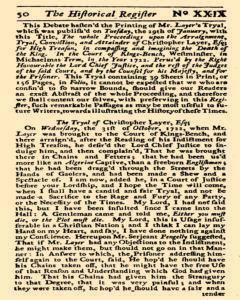 Historical Register, January 01, 1723, Page 107