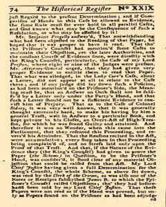 Historical Register, January 01, 1723, Page 131