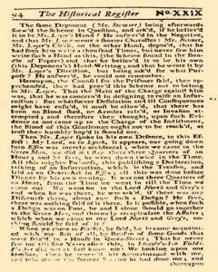 Historical Register, January 01, 1723, Page 151