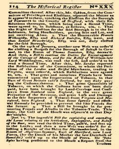 Historical Register, January 01, 1723, Page 171