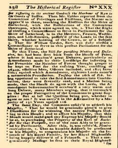 Historical Register, January 01, 1723, Page 195
