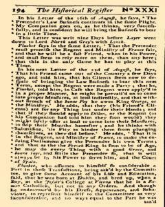 Historical Register, January 01, 1723, Page 251