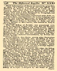 Historical Register, January 01, 1723, Page 255