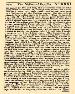 Historical Register, January 01, 1723, Page 291