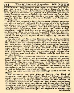 Historical Register, January 01, 1723, Page 411