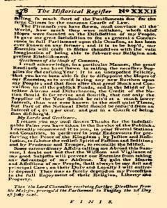 Historical Register, January 01, 1723, Page 435