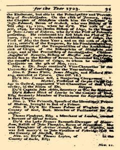 Historical Register, January 01, 1723, Page 52