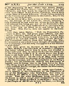 Historical Register, January 01, 1723, Page 280