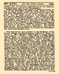 Historical Register, January 01, 1723, Page 300