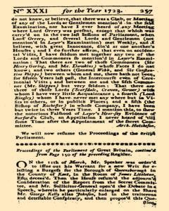 Historical Register, January 01, 1723, Page 314