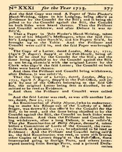 Historical Register, January 01, 1723, Page 334