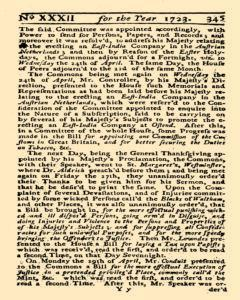 Historical Register, January 01, 1723, Page 402