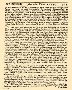 Historical Register, January 01, 1723, Page 432