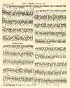 Jewish Standard, October 05, 1888, Page 9