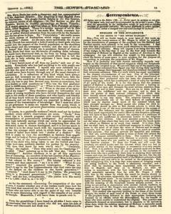Jewish Standard, October 05, 1888, Page 11