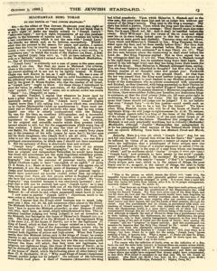 Jewish Standard, October 05, 1888, Page 13