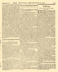 Lloyds Evening Post and British Chronicle, March 08, 1758, Page 7