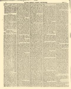 Lloyds Weekly London Newspaper, April 20, 1845, Page 2