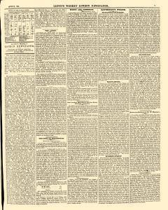 Lloyds Weekly London Newspaper, April 20, 1845, Page 7