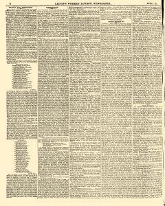 Lloyds Weekly London Newspaper, April 20, 1845, Page 8