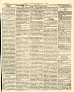 Lloyds Weekly London Newspaper, April 20, 1845, Page 9