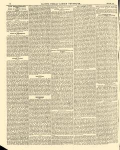 Lloyds Weekly London Newspaper, April 20, 1845, Page 10