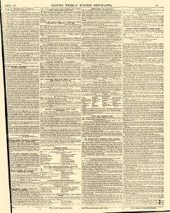 Lloyds Weekly London Newspaper, December 13, 1846, Page 11