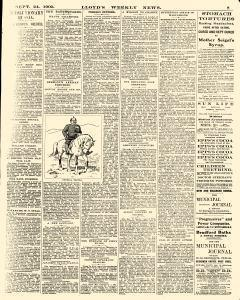 Lloyds Weekly News, September 24, 1905, Page 7